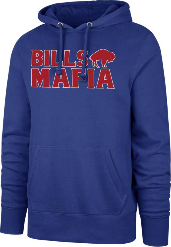 '47 Men's Buffalo Bills Mafia Royal Headline Hoodie product image