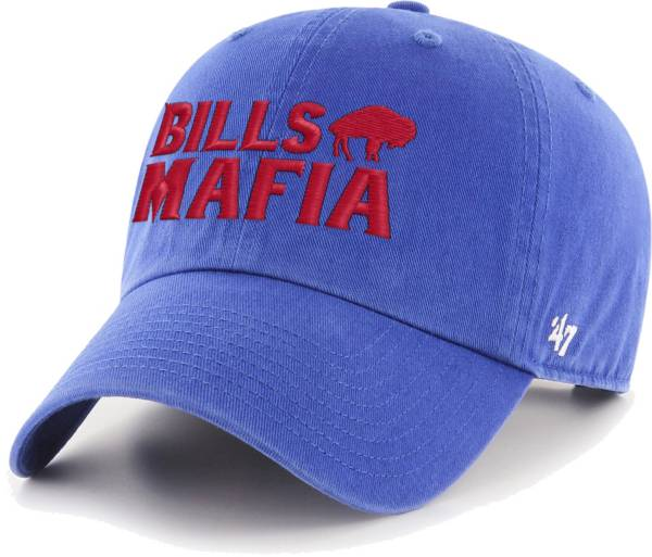 '47 Men's Buffalo Bills Mafia Royal Cleanup Adjustable Hat product image