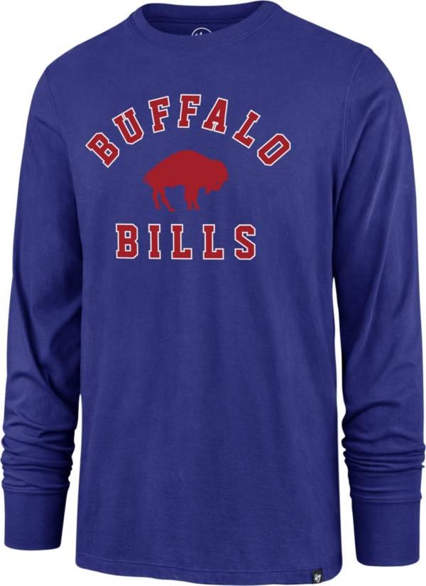 '47 Men's Buffalo Bills Arch Rival Legacy Long Sleeve T-Shirt product image