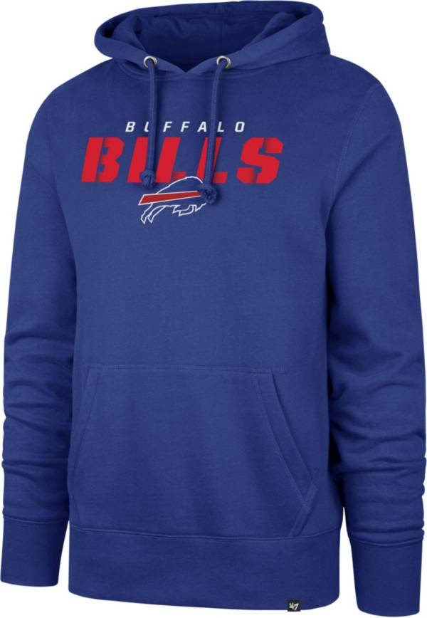 '47 Men's Buffalo Bills Traction Headline Royal Hoodie product image