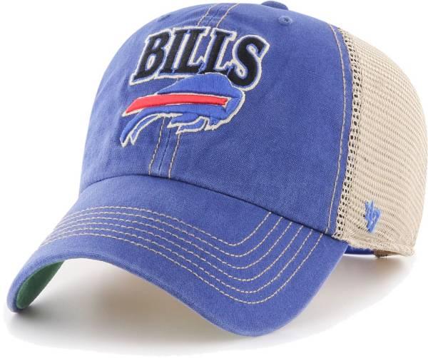 '47 Men's Buffalo Bills Royal Tuscaloosa Clean Up Adjustable Hat product image