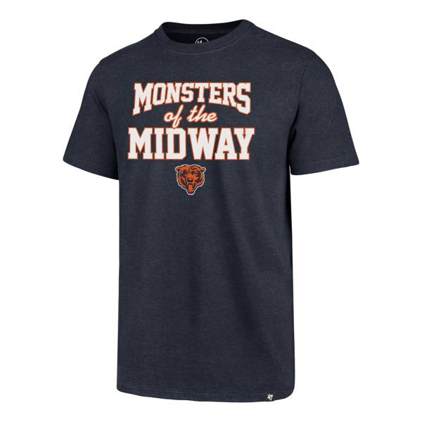 '47 Men's Chicago Bears Regional Club Navy T-Shirt product image