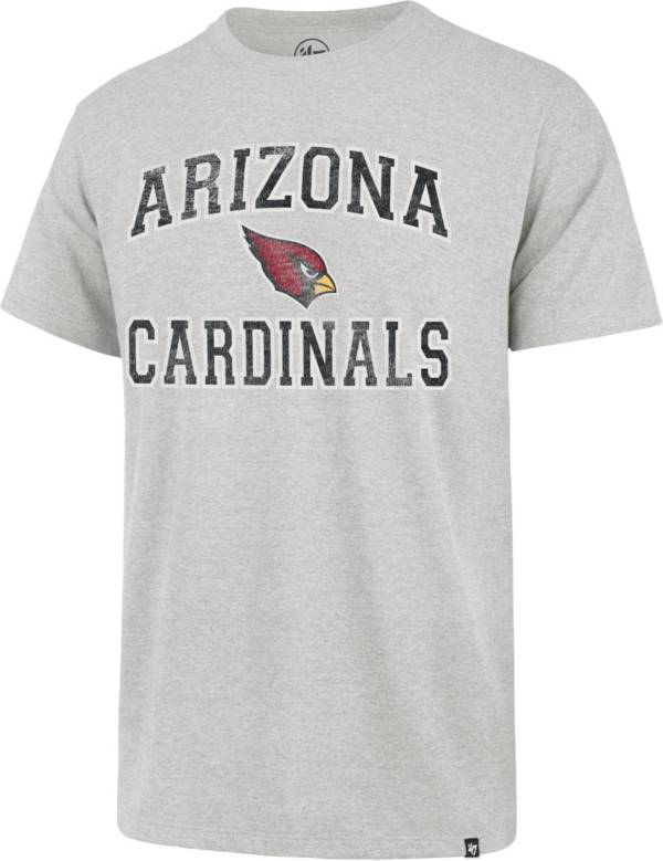 '47 Men's Arizona Cardinals Franklin Arch Grey T-Shirt product image