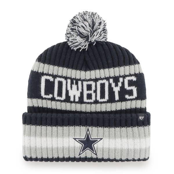 '47 Men's Dallas Cowboys Bering Navy Cuff Hat product image