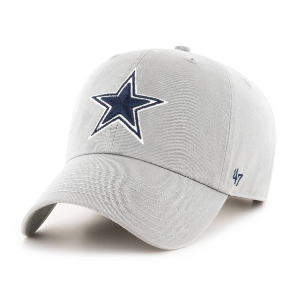 '47 Men's Dallas Cowboys Adjustable Grey Hat product image