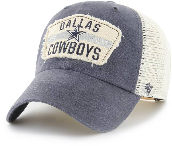 '47 Men's Dallas Cowboys Crawford Clean Up Adjustable Hat product image