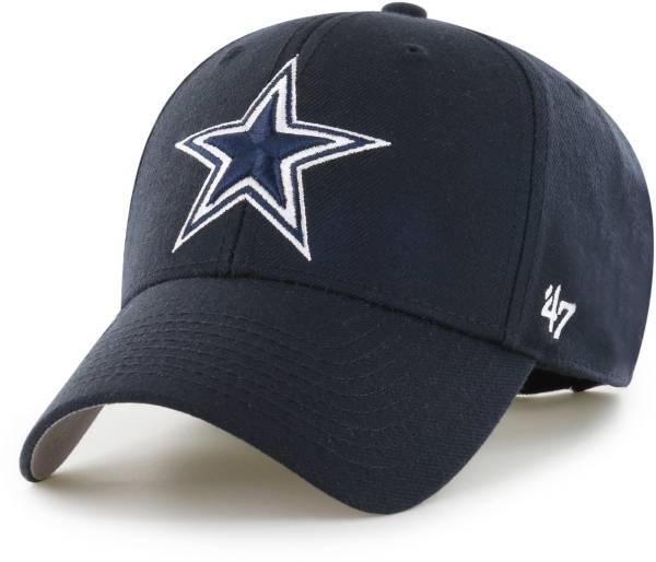 '47 Men's Dallas Cowboys Adjustable Navy Hat product image