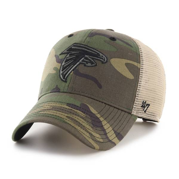 '47 Men's Atlanta Falcons Camo Branson MVP Adjustable Hat product image