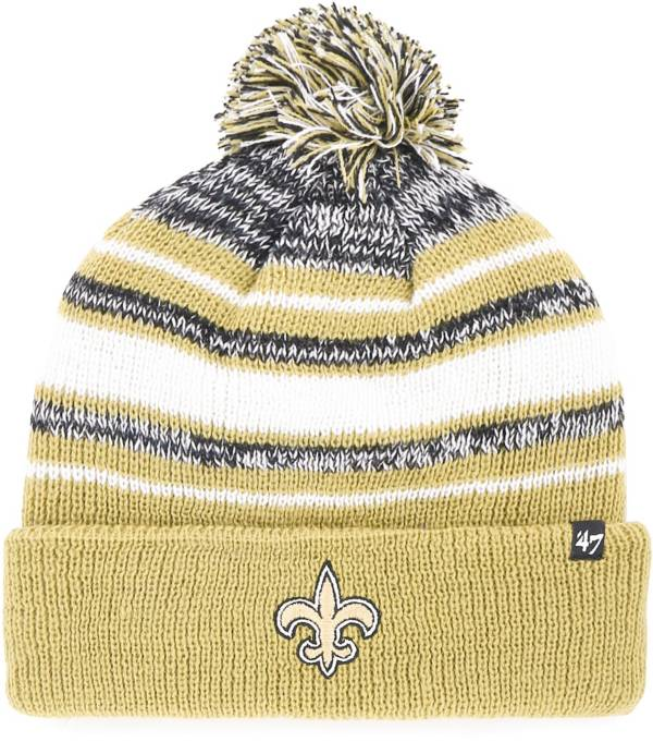 '47 Youth New Orleans Saints Bubbler Gold Knit product image