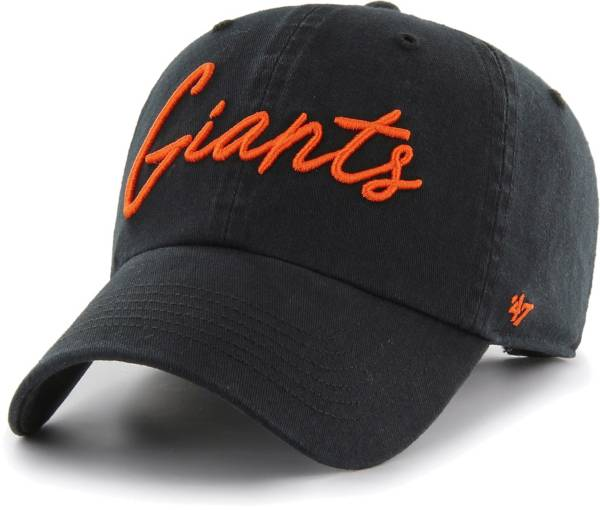 '47 Women's San Francisco Giants Black Lyric Clean Up Adjustable Hat product image
