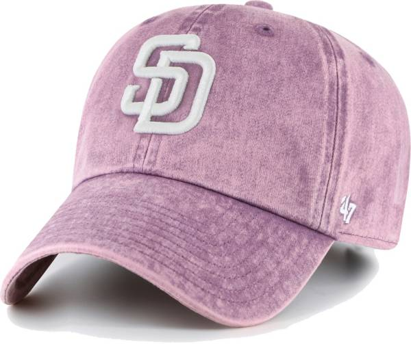 '47 Women's San Diego Padres Purple Snow Cone Clean Up Adjustable Hat product image