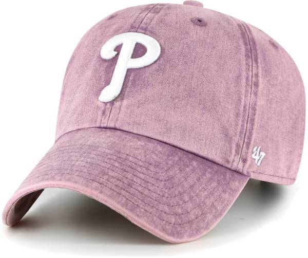 '47 Women's Philadelphia Phillies Purple Snow Cone Clean Up Adjustable Hat product image
