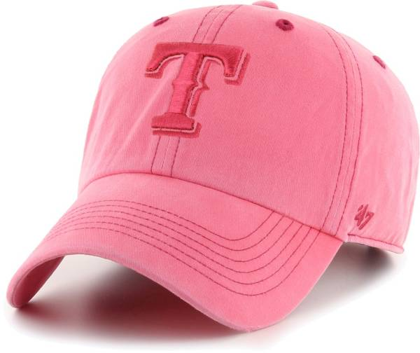'47 Women's Texas Rangers Red Boathouse Clean Up Adjustable Hat product image