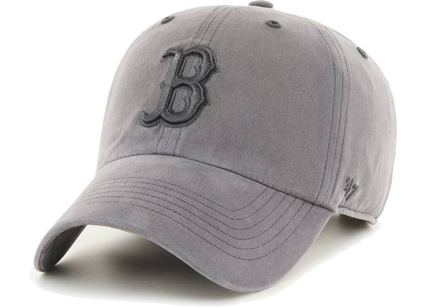 '47 Women's Boston Red Sox Grey Boathouse Clean Up Adjustable Hat product image