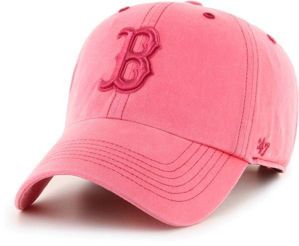 '47 Women's Boston Red Sox Red Boathouse Clean Up Adjustable Hat product image