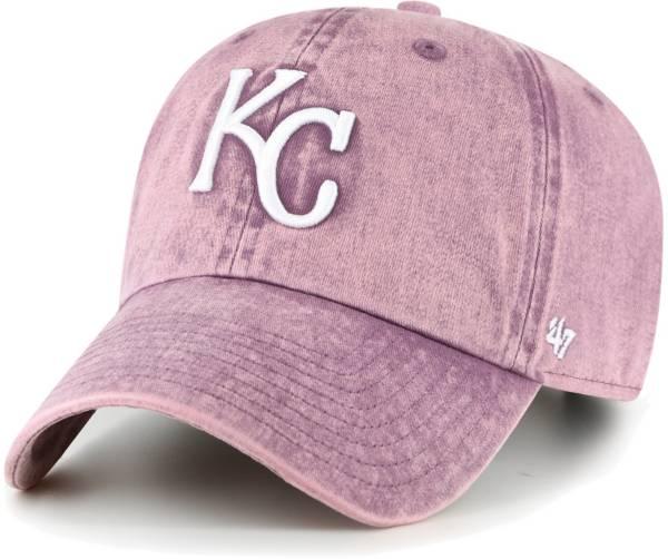 '47 Women's Kansas City Royals Purple Snow Cone Clean Up Adjustable Hat product image