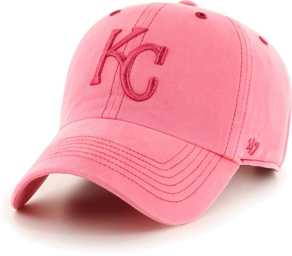 '47 Women's Kansas City Royals Red Boathouse Clean Up Adjustable Hat product image