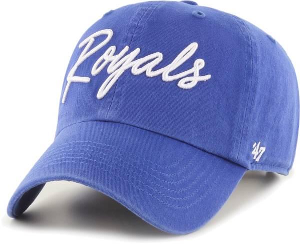 '47 Women's Kansas City Royals Royal Lyric Clean Up Adjustable Hat product image