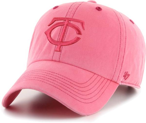 '47 Women's Minnesota Twins Red Boathouse Clean Up Adjustable Hat product image
