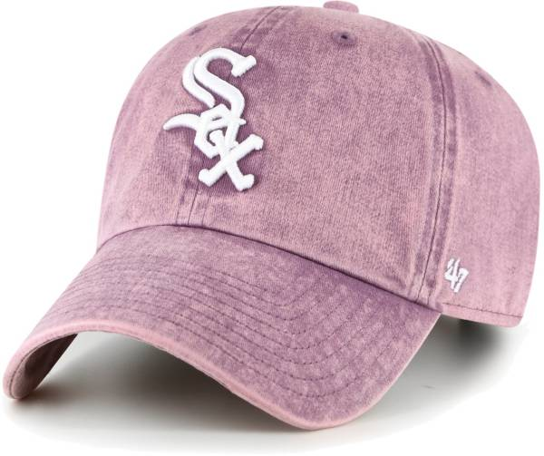 '47 Women's Chicago White Sox Purple Snow Cone Clean Up Adjustable Hat product image