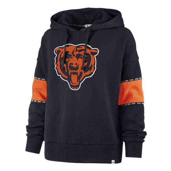'47 Women's Chicago Bears Spirit Mascot Navy Hoodie product image