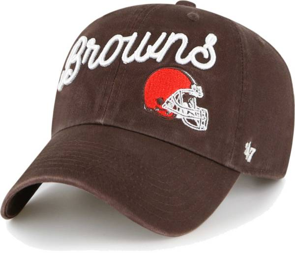 '47 Women's Cleveland Browns Brown Millie Adjustable Hat product image