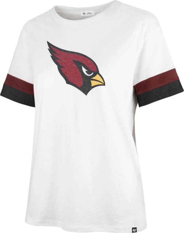 '47 Women's Arizona Cardinals Sandstone Premier Raglan T-Shirt product image