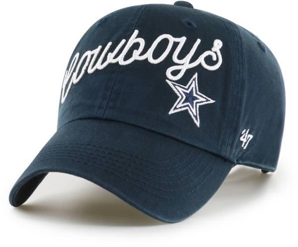 '47 Women's Dallas Cowboys Millie Clean Up Adjustable Hat product image