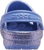 Crocs Kids' Classic Glitter Clogs product image