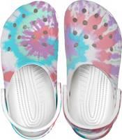 Crocs Adult Classic Tie Dye Clogs product image