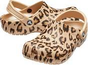 Crocs Adult Classic Leopard Print Clogs product image