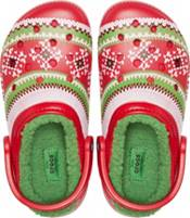Crocs Adult Classic Lined Holiday Clogs product image