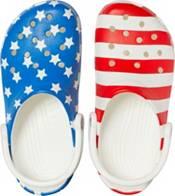 Crocs Adult Classic American Flag Clogs product image