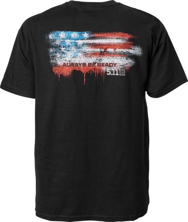 5.11 Tactical Men's Vintage Flag T-Shirt product image