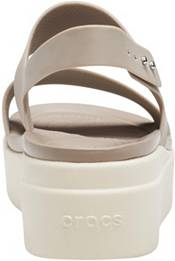 Crocs Women's Brooklyn Low Wedge Sandals product image