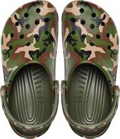 Crocs Adult Classic Printed Camo Clogs product image