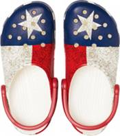 Crocs Adult Classic Texas Flag Clogs product image