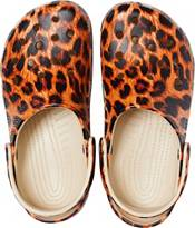 Crocs Adult Classic Animal Print Clogs product image