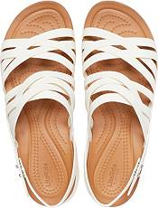 Crocs Women's Brooklyn Strappy Low Wedge product image