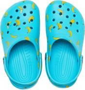 Crocs Kids Classic Food Print Clog product image