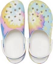 Crocs Women's Classic Tie Dye Platform Clogs product image