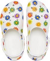 Crocs Women's Classic Translucent Glitter Platform Clogs product image