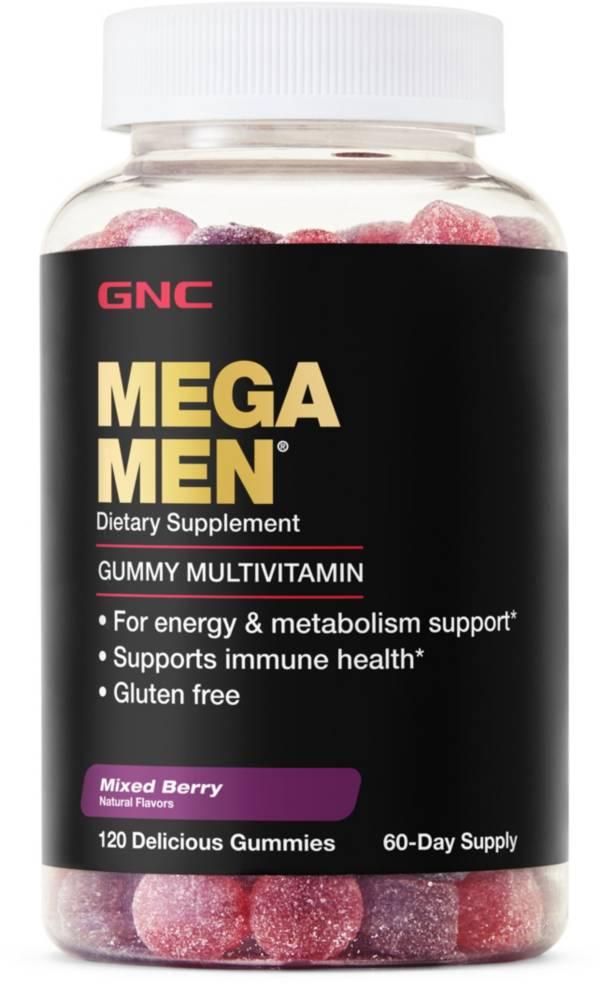 GNC Men's Mega Multivitamin Gummies product image