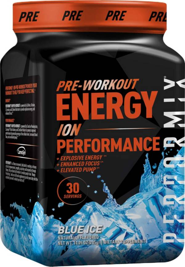 Performix Ion Pre-Workout Blue Ice 30 Servings product image
