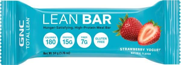 GNC Total Lean Bar Strawberry Yogurt - 5 Bars product image