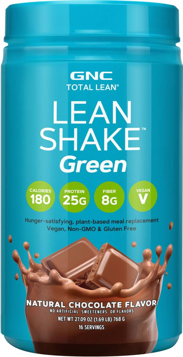 GNC Total Lean Green Chocolate Shake product image