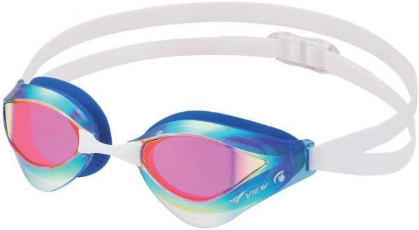 View Swim Blade Orca Mirrored Racing Swim Goggles product image
