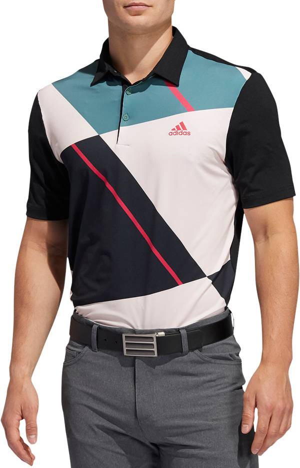 adidas Men's Ultimate365 Colorblock Golf Polo product image