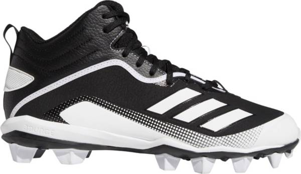 adidas Men's Icon 6 MD Mid Baseball Cleats product image