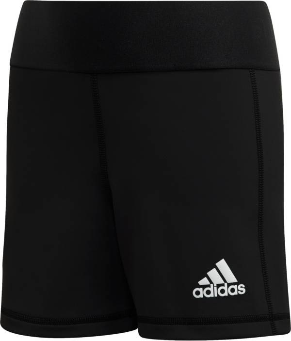 adidas Youth 4 Inch Alphaskin Volleyball Shorts product image